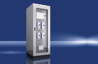 Busbar protection cabinet