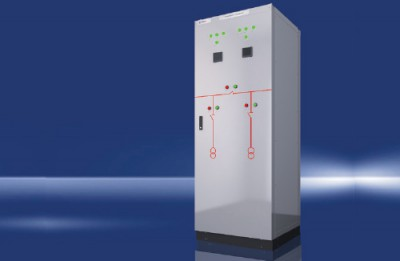 AC power supply cabinet
