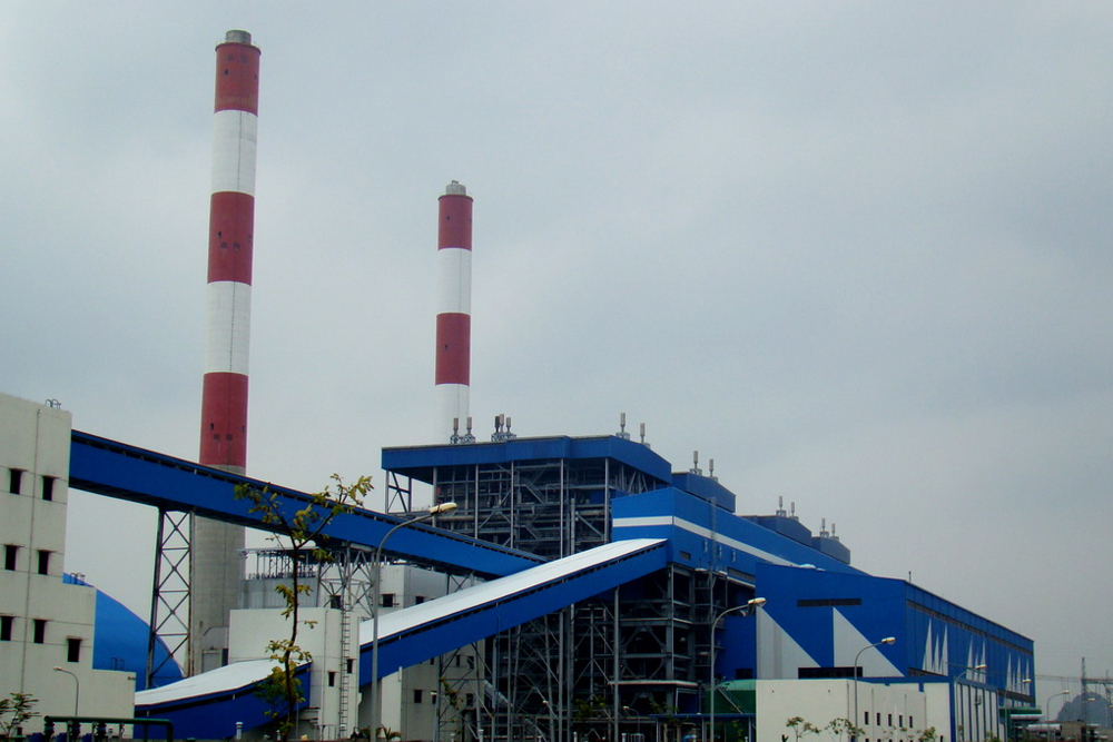 Cam Pha Thermal Power Plant
