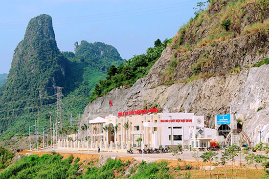 Huoi Quang Hydropower Plant